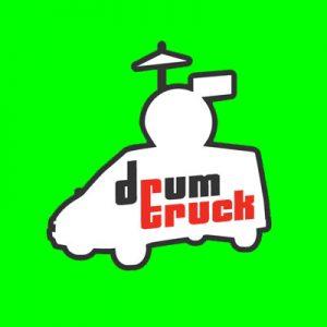 drum truck green SS
