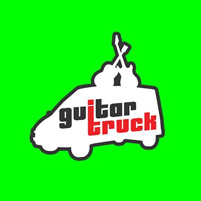 guitar truck green SS